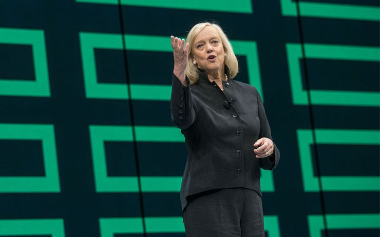 HPE CEO Whitman: It's Time For Partners To Move From 'Farmers' To 'Hunters'